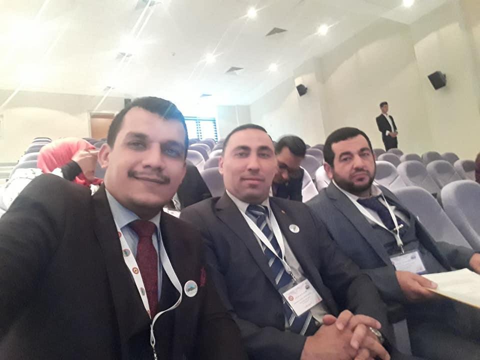 مشاركة لتدريسيي الكلية التقنية الادارية الموصل بمؤتمر في جامعة السليمانية