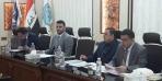 مشاركة تدريسي في لجنة الخبراء للتخصصات الادارية